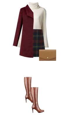 """""""autumn chic"""" by heelsaremybible ❤ liked on Polyvore featuring Nine West, Loro Piana, Polo Ralph Lauren and Mulberry"""
