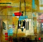Abstract Art Paintings for sale, buy Abstract Art Paintings, Page 28