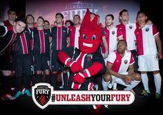 """Ottawa Fury FC on Twitter: """"Ottawa Fury FC and mascot are ready-to ..."""