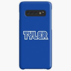 'Gamer name Tyler' Case/Skin for Samsung Galaxy by el-patron Gamer Names, Samsung Galaxy, Phone Cases, Prints, Phone Case