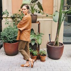 The lovely Louise Roe explores the streets of Barcelona in the new Cuero Serpiente Solillas sandals #fashion #style #summer #shoes #sandals #Solillas #LouiseRoe