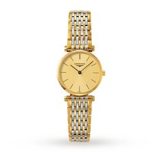 Ladies Watches - Longines La Grande Classique Ladies Watch - L4.209.2.32.7