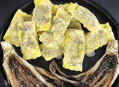 Denny Chef Blog: Ravioli al dentice, radicchio rosso di Treviso e semi di…