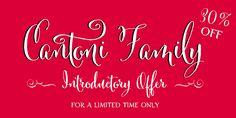 Cantoni - Webfont & Desktop font « MyFonts