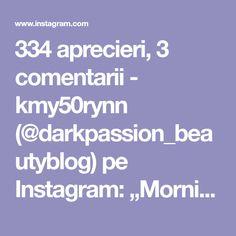 """334 aprecieri, 3 comentarii - kmy50rynn (@darkpassion_beautyblog) pe Instagram: """"Morning mood. O zi perfecta incepe cu un mic dejun sanatos. Noua crema tartinabila imbogatita cu…""""#lifestyle #greentella Roman, Omega 3, Instagram, Bead"""