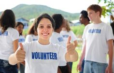 Be a volunteer | Image source: Npengage.org