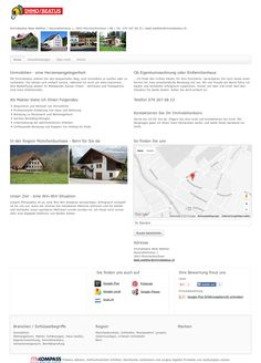 Immobeatus Beat Walther, Münchenbuchsee, Immobilien, Wohneigentum, Makler