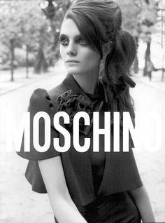 Marina Perez for Moschino <3