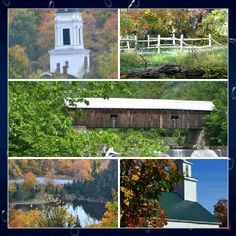 Fall Foliage in Vermont, Photos taken by Sue Watson (my aunt)