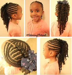 So adorable via @returning2natural  Read the article here - http://blackhairinformation.com/uncategorized/adorable-via-returning2natural-4/