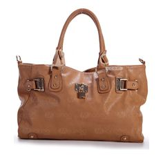 New Modern Brown 41*13*29cm PU Womens Tote Handbag found on Polyvore