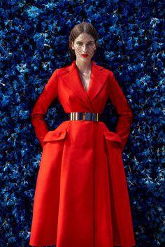 Dior - Raf Simons Haute Couture fall 2012