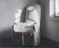 Emmanuel Sougez (1889-1972)  Le Fauteuil blanc  1931