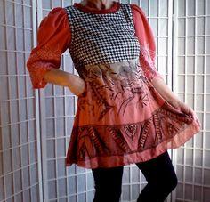 91  Vintage Retro Shabby Chic Women's Teen Clothing: by ArtzWear