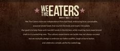 We The Eaters