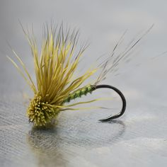 Fly Fish Food -- Fly Tying and Fly Fishing : Muddle May Variation