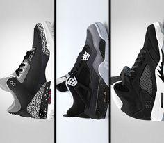 """Air Jordan III, IV oraz V """"Fear Pack"""" (2013) – Zajawka"""