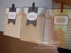 stampin up petite cafe gift bags - Google Search