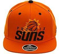 2315e2e97 Adidas NW50z Phoenix Suns Snapback Hat - Orange