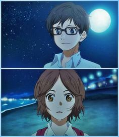 Your lie in April!