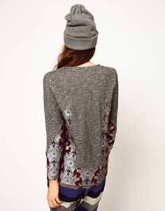 Enlarge ASOS Africa Tunic with Print Detail