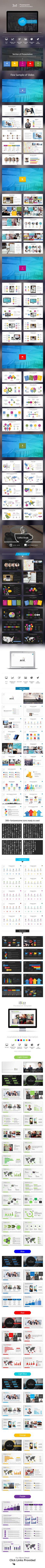 Powerpoint Presentation Bundle Vol.1