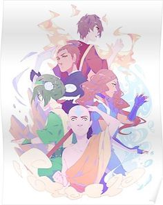 This is dedicated to all things Avatar: the Last Airbender and Legend of Korra. Avatar Aang, Avatar The Last Airbender Art, Team Avatar, Dc Anime, Avatar Series, Fire Nation, Fanart, Legend Of Korra, Pokemon