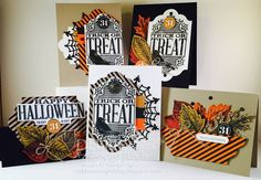 Debbie's Designs: Witching Decor Project Kit!