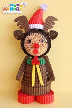 Rudolf  #kokoru #chrismas