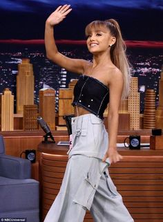 b3763faa3a7410 Don t want to miss out on seeing Ariana Grande live on her Dangerous Woman  Tour  Join the Ariana Grande Fan Group and Wish List to attend the concert  on ...