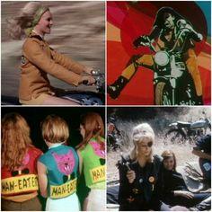 1960s girl gang movies