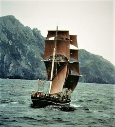 Sailing in Cape Horn, Chile
