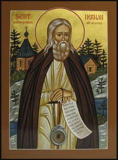 St Herman of Alaska (Orthodox Church)