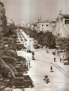 Calle Alfonso X el Sabio (Alicante)