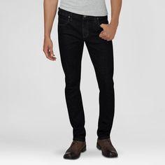 Dickies Men's Slim Fit Skinny Leg 5-Pocket Jean Black 29X32