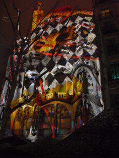 #mapping Casa Batlló