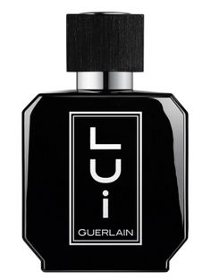 LUI Guerlain for women and men (2017)...  LUI by Guerlain is a Oriental Spicy fragrance for women and men. This is a new fragrance. LUI was launched in 2017. LUI was created by Thierry Wasser and Delphine Jelk. Top notes are pear and clove; middle notes are benzoin and carnation; base notes are leather, vanilla, musk, woody notes and smoke. The fragrance features benzoin, carnation, woody notes, leather and resins.  WANT!!!