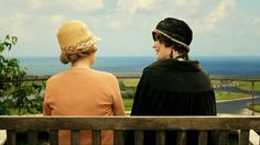 Mapp and Lucia talk terms - Mapp and Lucia: Episode 1 Preview - BBC One ...