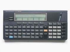 Texas Instruments TI-95 Procalc.