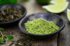 Grüner Tee Extrakt