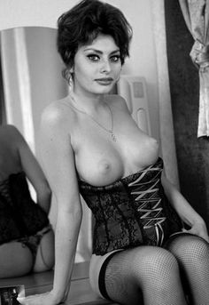 Best Sophia Loren Natural Pic Fropm Home Gallery 2010