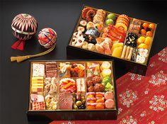 和洋中の料理が詰まったリーガロイヤルホテル東京のおせち料理で新年の幕開けを