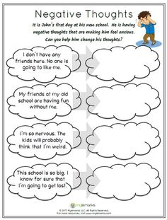 Anxiety Worksheets for Kids. 20 Anxiety Worksheets for Kids. Therapy Worksheets, Worksheets For Kids, Elementary School Counseling, School Social Work, School Counselor, Elementary Schools, Counseling Activities, Work Activities, Mental Health