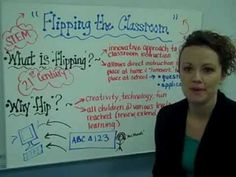 """Flipping the Classroom - 4th Grade STEM - YouTube""   https://www.youtube.com/watch?v=2KWqw_7Ib1o&feature=share"