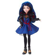 disney descendants dolls   Evie Doll - Descendants - 11''   Dolls   Disney Store
