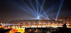 Estadio Pascual Guerrero, en la inauguración de los Juegos Mundiales 2013 Cali, Colombia.