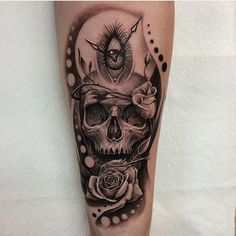 Cool piece by @travisgreenough #InkedMag #FreshlyInked #art #tattoo #tattoos