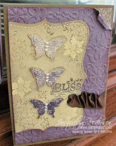 Stampin-up-bliss