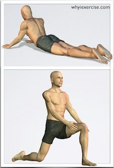 Best Morning Stretching Routine: Flexibility Exercises for Men and ...
