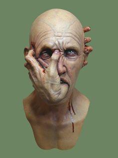 Sculpture by Jordu Schell ... another great piece by a fellow CAPA grad!!!